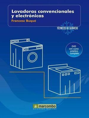 LAVADORAS CONVENCIONALES Y ELECTRÓNICAS ( DVD 7)