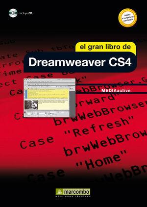 EL GRAN LIBRO DE DREAMWEAVER CS4
