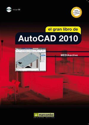 EL GRAN LIBRO DE AUTOCAD 2010