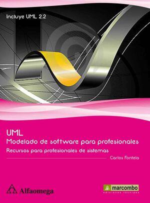 UML MODELADO DE SOFTWARE PARA PROFESIONALES