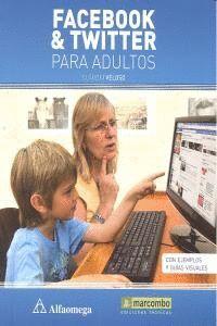 FACEBOOK Y TWITTER PARA ADULTOS