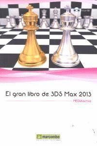 EL GRAN LIBRO DE 3DS MAX 2013