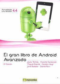 EL GRAN LIBRO DE ANDROID AVANZADO 2ª ED.