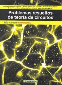PROBLEMAS RESUELTOS DE TEORÍA DE CIRCUITOS