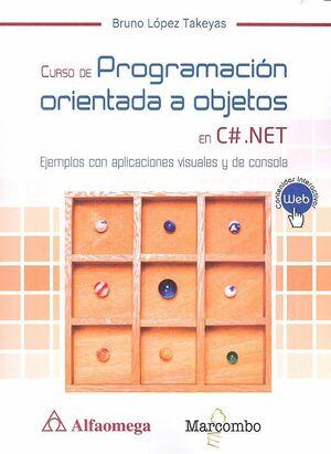 CURSO DE PROGRAMACIÓN ORIENTADA A OBJETOS CON C# .NET.