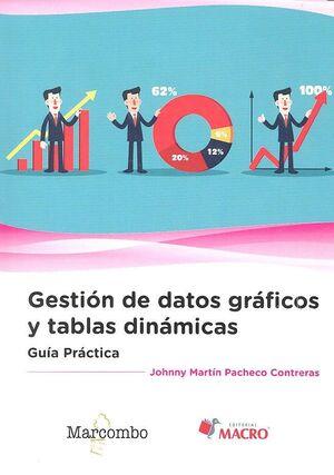 GUÍA PRÁCTICA. GESTIÓN DE DATOS GRÁFICOS Y TABLAS DINÁMICAS