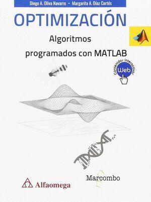 OPTIMIZACIÓN DE ALGORITMOS PROGRAMADOS CON MATLAB