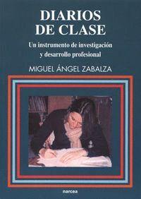 DIARIOS DE CLASE UN INSTRUMENTO DE INVESTIGACIÓN Y DESARROLLO PROFESIONAL