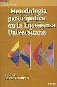 METODOLOGIA PARTICIPATIVA ENSEÑANZA UNIVERSITARIA