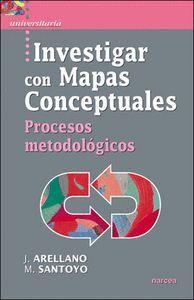 INVESTIGAR CON MAPAS CONCEPTUALES PROCESOS METODOLÓGICOS