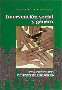 INTERVENCIÓN SOCIAL Y GÉNERO