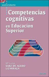 COMPETENCIAS COGNITIVAS EN EDUCACIÓNSUPERIOR