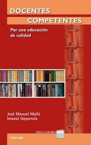 DOCENTES COMPETENTES POR UNA EDUCACIÓN DE CALIDAD