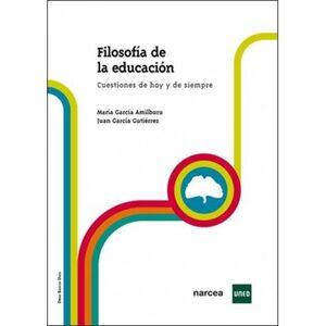 FILOSOFIA DE LA EDUCACIÓN