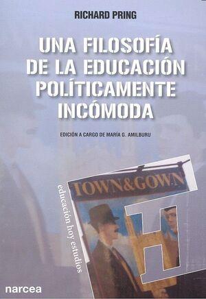 UNA FILOSOFÍA DE LA EDUCACIÓN