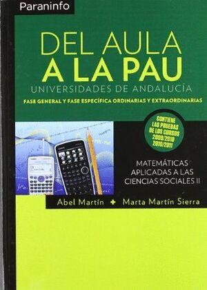 DEL AULA A LA PAU ANDALUCÍA