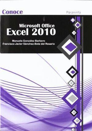 CONOCE EXCEL 2010