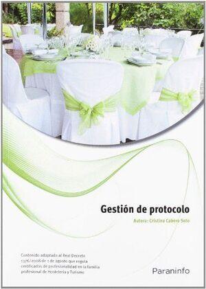 GESTIÓN DE PROTOCOLO