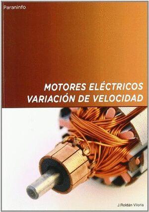 MOTORES ELÉCTRICOS. VARIACIÓN DE VELOCIDAD
