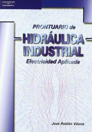 PRONTUARIO DE HIDRÁULICA INDUSTRIAL