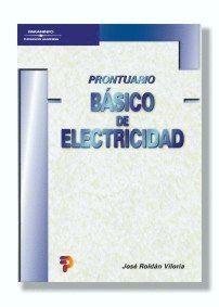 PRONTUARIO BÁSICO DE ELECTRICIDAD