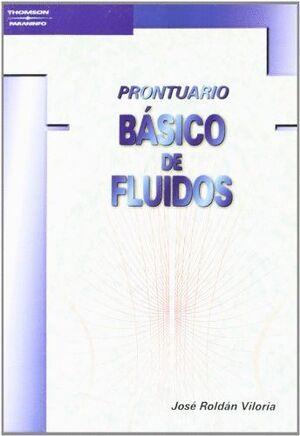 PRONTUARIO BÁSICO DE FLUIDOS