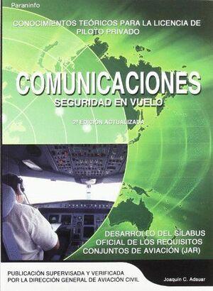 COMUNICACIONES. SEGURIDAD EN VUELO