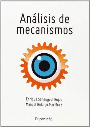 ANÁLISIS DE MECANISMOS PLANOS: TEORÍA Y PROBLEMAS
