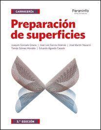PREPARACIÓN DE SUPERFICIES 3.ª EDICIÓN