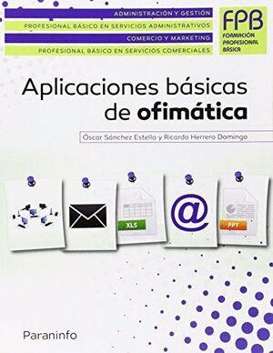 APLICACIONES BÁSICAS DE OFIMÁTICA