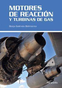 MOTORES DE REACCIÓN Y TURBINAS DE GAS