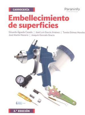 EMBELLECIMIENTO DE SUPERFICIES 3.ª  EDICIÓN