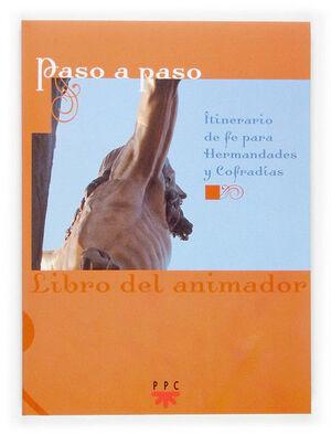 PASO A PASO. LIBRO DEL ANIMADOR