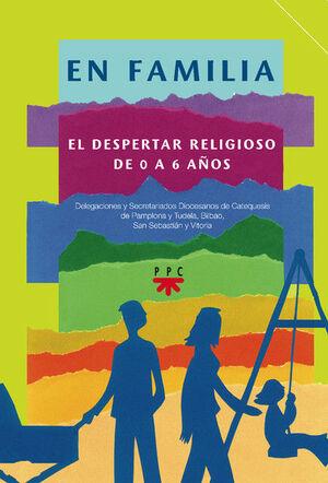 EN FAMILIA: EL DESPERTAR RELIGIOSO [ESTUCHE]