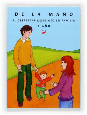 DE LA MANO. EL DESPERTAR RELIGIOSO. 3
