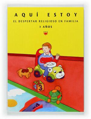 AQUÍ ESTOY. EL DESPERTAR RELIGIOSO. 5