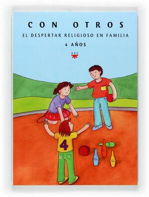 CON OTROS. EL DESPERTAR RELIGIOSO EN FAMILIA
