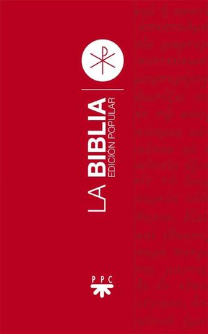 LA BIBLIA. POPULAR [FLEXIBLE]