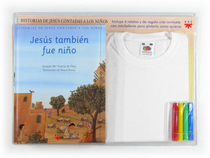 HISTORIAS DE JESÚS CONTADAS A LOS NIÑOS. BLISTER