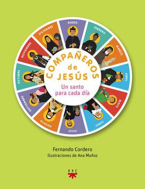 COMPAÑEROS DE JESÚS: UN SANTO PARA CADA DÍA
