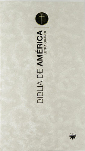BIBLIA DE AMÉRICA. LETRA GRANDE [NACARADA]