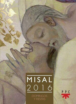 MISAL 2016. DOMINGOS Y FIESTAS