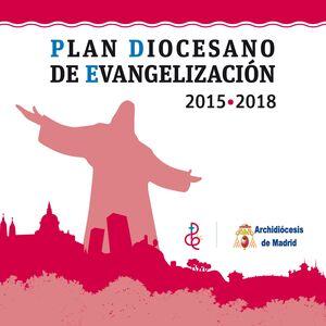 PLAN DIOCESANO DE EVANGELIZACIÓN. FOLLETO [MADRID]