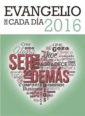 EVANGELIO POPULAR 2016. FUNDACIÓN EVANGELIO Y VIDA