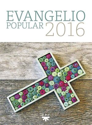 EVANGELIO POPULAR 2016. MARIANISTAS