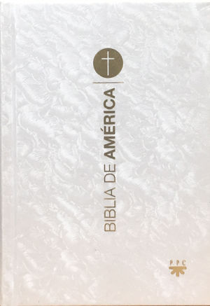 BIBLIA DE AMÉRICA. POPULAR 1ª COMUNION NACARADA MEX