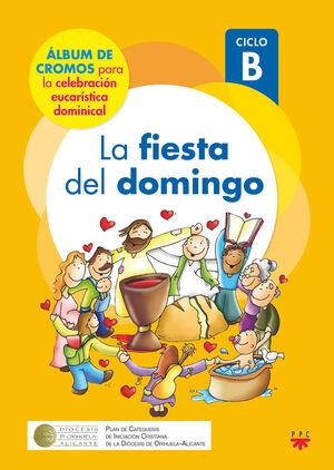 LA FIESTA DEL DOMINGO. CICLO B (20-21)