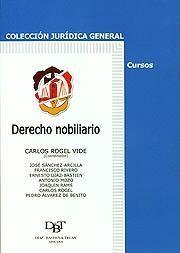 DERECHO NOBILIARIO