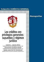 LOS CRÉDITOS CON PRIVILEGIOS GENERALES