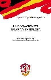 LA DONACIÓN EN ESPAÑA Y EN EUROPA